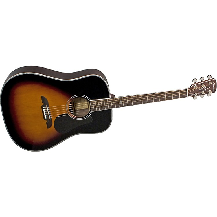 Alvarez AD511SB Artist Dreadnought Acoustic Guitar