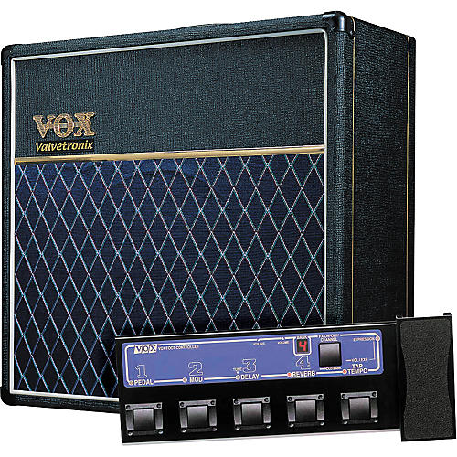 Vox AD60VT amp Valvetronix and Footcontroller Package-thumbnail
