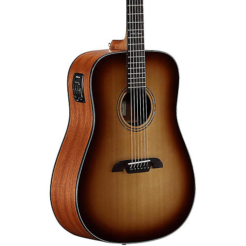 Alvarez AD610ESHB Dreadnought Acoustic-Electric Guitar-thumbnail