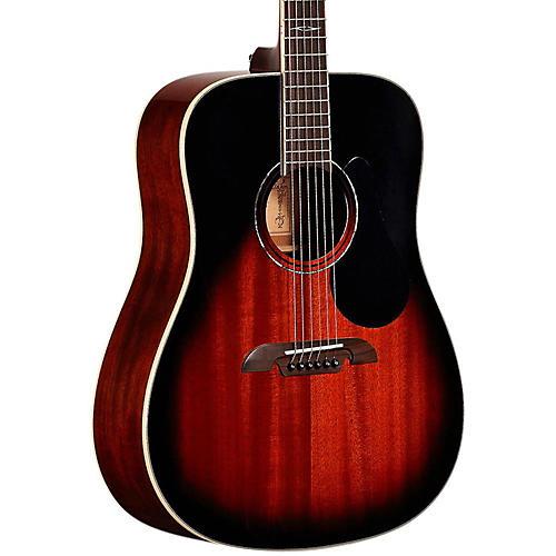 Alvarez AD66 Dreadnought Acoustic Guitar