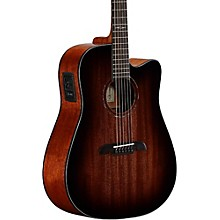 Alvarez AD66CESHB Dreadnought Acoustic-Electric Guitar