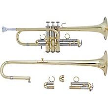 Bach ADE190 Stradivarius Artisan Series Eb/D Trumpet ADE190 Lacquer