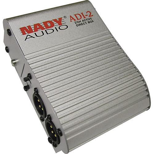 Nady ADI-2 Active DI Box