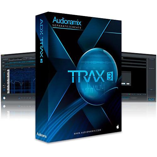 Audionamix ADX TRAX 3 Non-Destructive Audio Source Separation