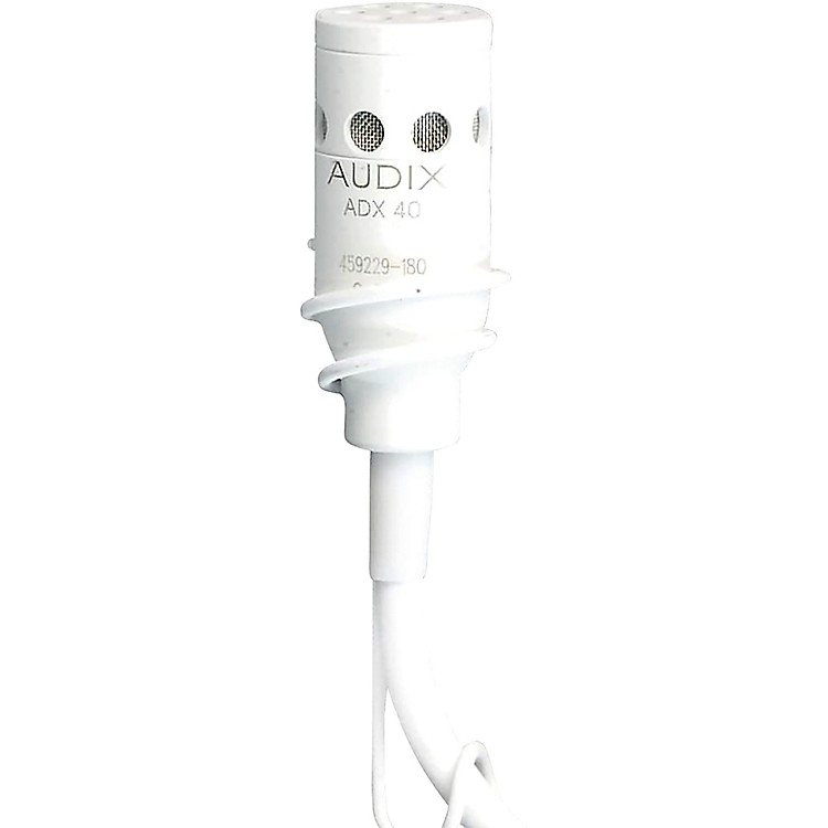 Audix ADX40 Condenser Microphone White Hypercardioid
