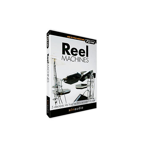 XLN Audio ADpak Reel Machines - Expansion Pack for Addictive Drums