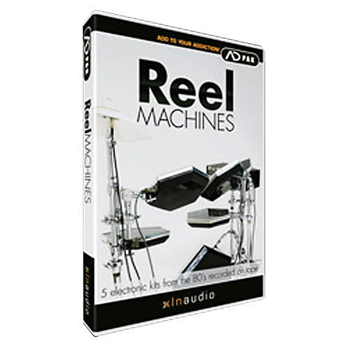 XLN Audio ADpak Reel Machines-thumbnail