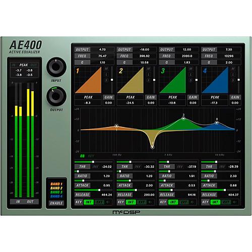 McDSP AE400 Active EQ HD Plug-in