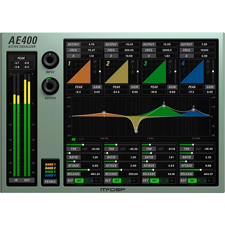 McDSPAE400 Active EQ HD Plug-in