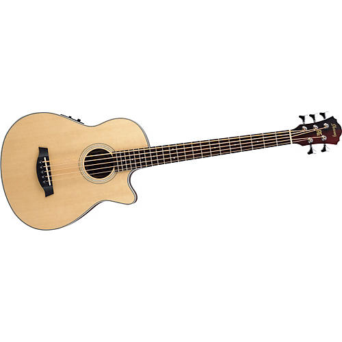 Ibanez AEB305E Acoustic-Electric 5-String Bass with Onboard Tuner-thumbnail
