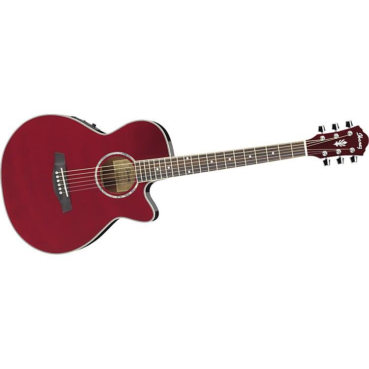 IbanezAEG10E Cutaway Acoustic-Electric Guitar