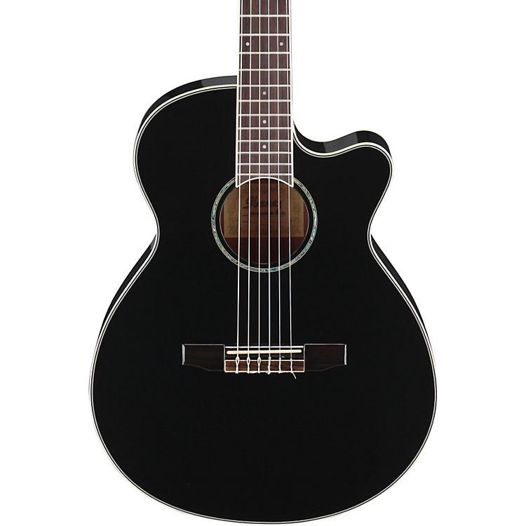 IbanezAEG10NII Nylon String Cutaway Acoustic-Electric GuitarBlack