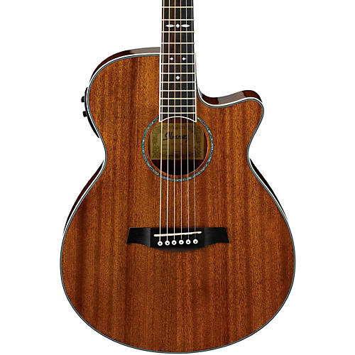 Ibanez AEG12II-NT Acoustic-Electric Guitar Natural