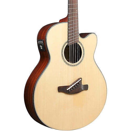 ibanez aelff10 ael fanned fret acoustic electric natural musician 39 s friend. Black Bedroom Furniture Sets. Home Design Ideas