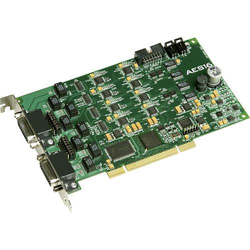 Lynx AES16 PCI Card