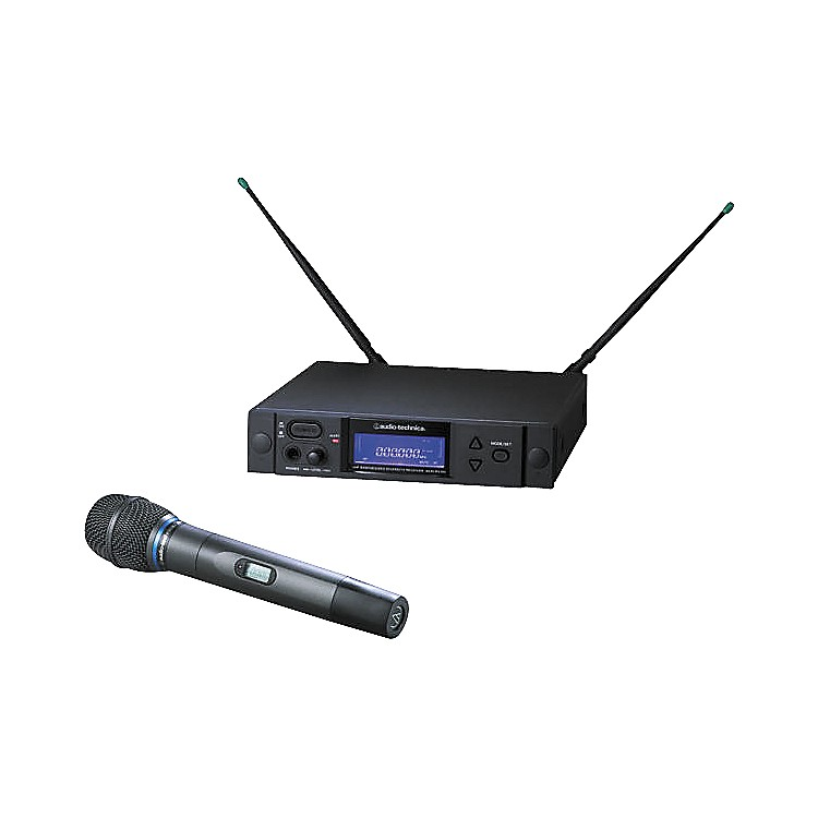 Audio-TechnicaAEW-4250 Artist Elite Handheld Cardioid Condenser Mic System