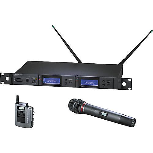 Audio-Technica AEW-5316 Artist Elite Dual Receiver Handheld System-thumbnail