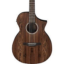 Ibanez AEWC31BC Bacote Exotic Wood Acoustic-Electric Guitar