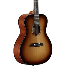 Alvarez AF60SHB Folk Acoustic Guitar Level 1 Shadow Burst