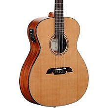 Open Box Alvarez AF615E Folk Acoustic-Electric Guitar