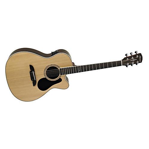 Alvarez AF710CE Artist Series Acoustic-Electric Cutaway Guitar