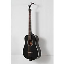 Traveler Guitar AG-200EQ Acoustic-Electric Travel Guitar Level 2 Black 888366034118