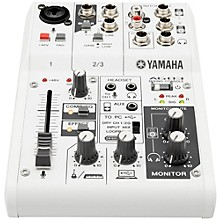 Yamaha AG03 3-Channel Mixer/USB Interface For IOS/MAC/PC