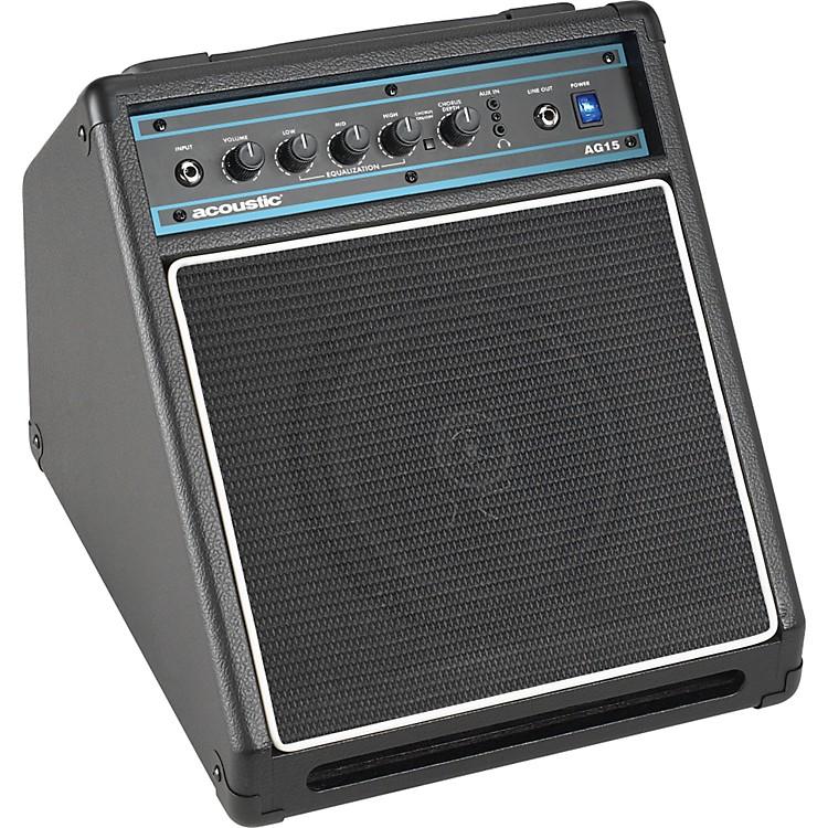 AcousticAG15 15W 1x8 Acoustic Guitar Combo Amp