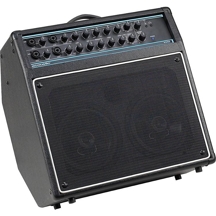 AcousticAG60 60W 2x8 Acoustic Guitar Combo Amp