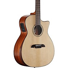 Alvarez AG60CEAR Grand Auditorium Acoustic-Electric Guitar Natural