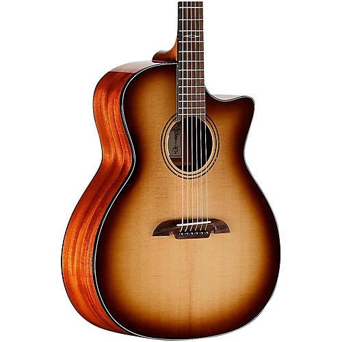 Alvarez AG610CESHB Grand Auditorium Acoustic-Electric Guitar