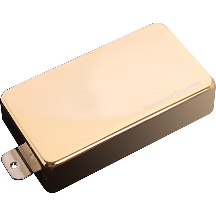 Seymour Duncan AHB-1 Blackouts Humbucker Bridge with Metal Cover GOLD
