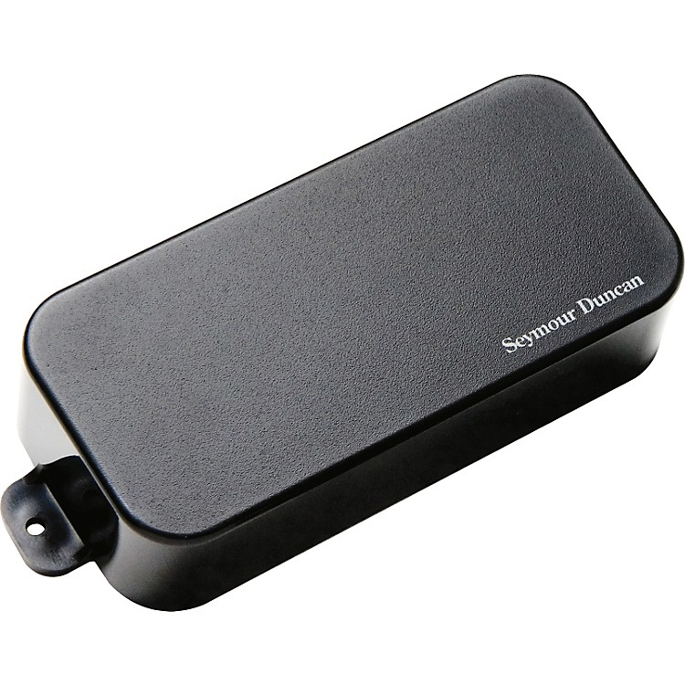 Seymour Duncan AHB-1b Blackouts 7-String Guitar Phase I Active Humbucker Bridge Pickup Black