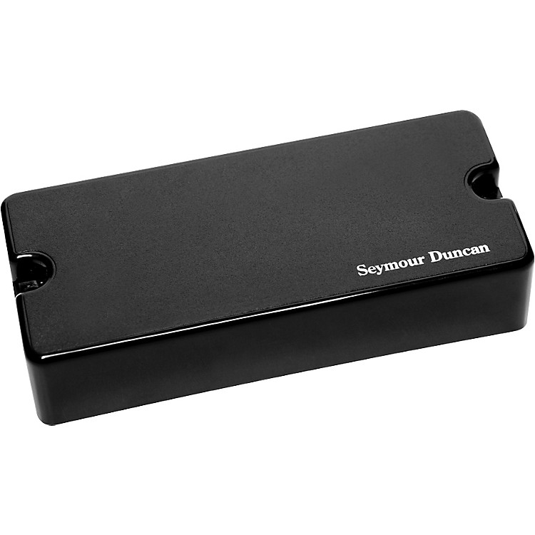 Seymour Duncan AHB-1b Blackouts 8-String Active Humbucker Bridge Black