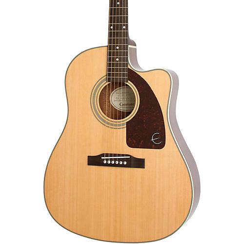 Epiphone AJ-210CE Outfit Acoustic-Electric Guitar-thumbnail