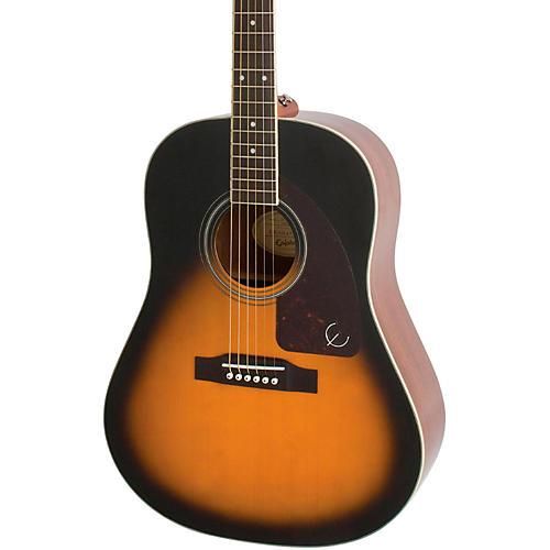 Epiphone AJ-220S Acoustic Guitar Vintage Sunburst