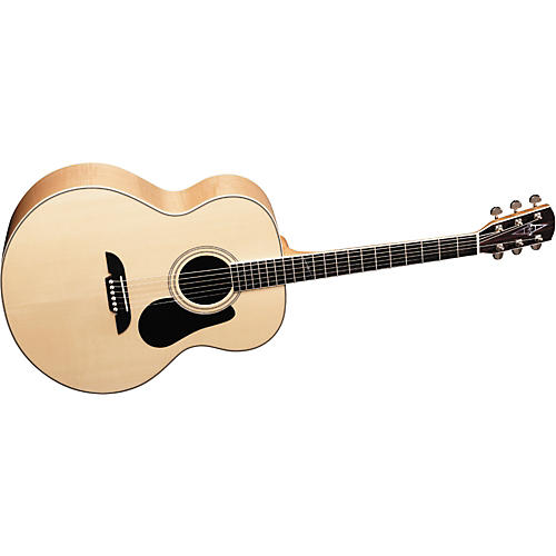 Alvarez AJ60S Artist Series Jumbo Acoustic Guitar-thumbnail