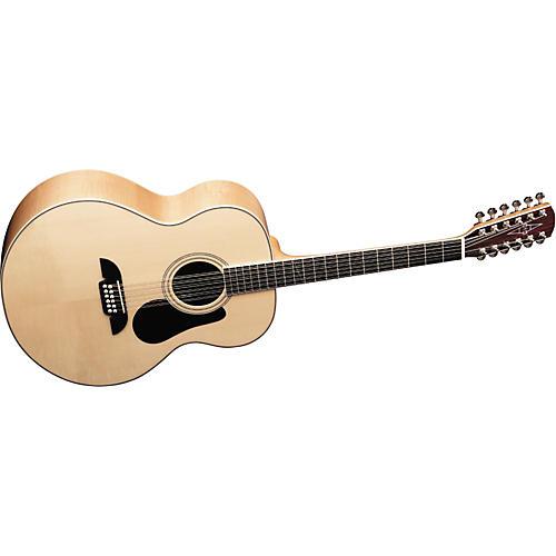 Alvarez AJ60S12 Artist Series Jumbo 12-String Acoustic Guitar