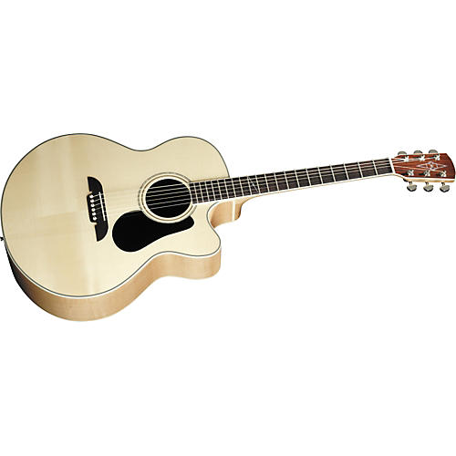 Alvarez AJ60SC Artist Series Jumbo Acoustic-Electric Cutaway