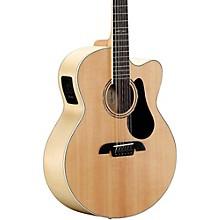 Alvarez AJ80CE-12 12-String Jumbo Acoustic-Electric Guitar Level 1 Natural