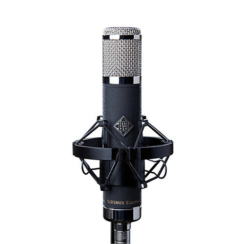 Telefunken AK-47 mkII Large Diaphragm Multi-Pattern Tube Microphone-thumbnail
