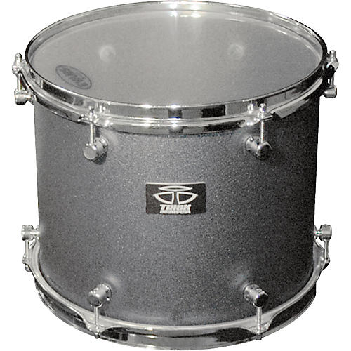 Trick Drums AL13 Tom Drum 14 x 12 in. Black Cast-thumbnail