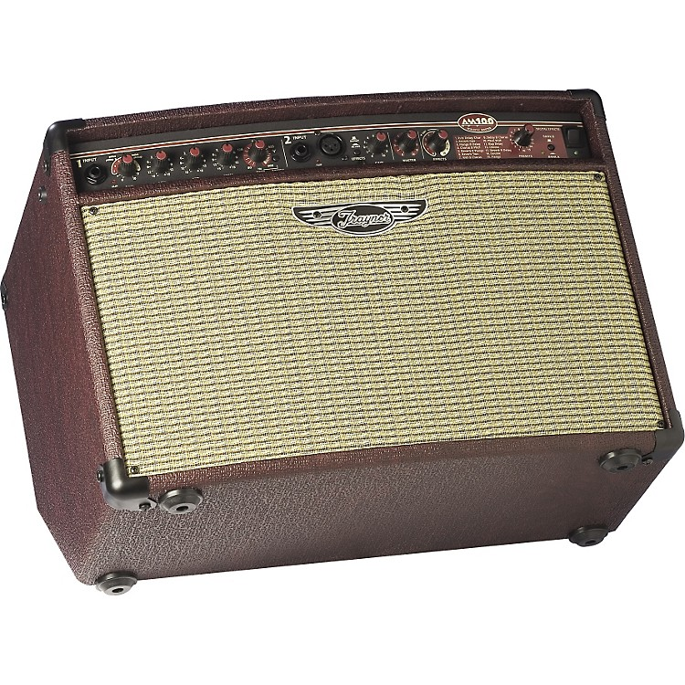 Traynor AM100T 100W 2x6.5 Acoustic Guitar Combo Amp