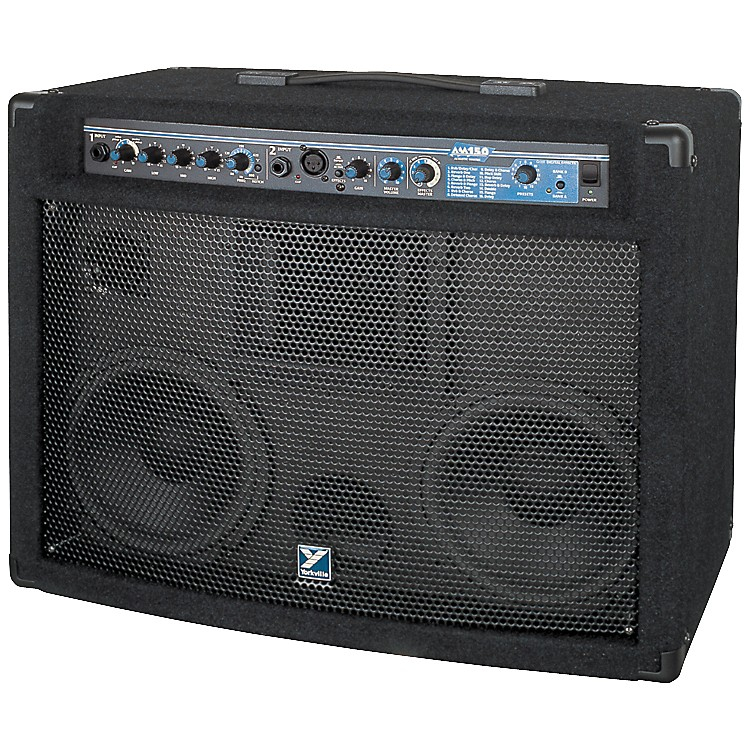 Yorkville AM150 Acoustic Master Amplifier with DFX