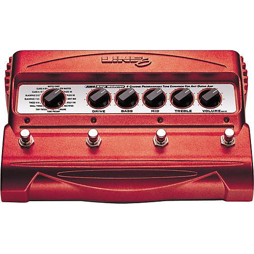 Line 6 AM4 Pedal Amp Stompbox Modeler