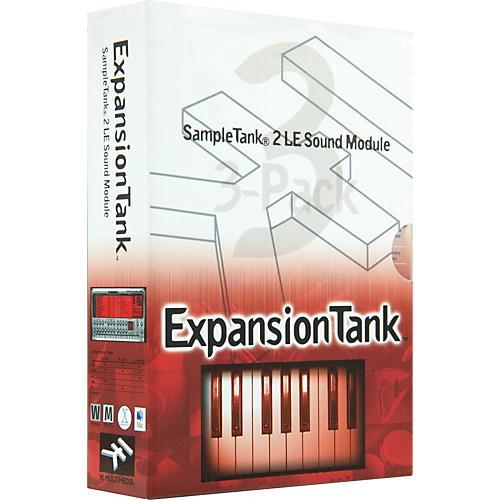 Expansion Tank AMG Volume 2 3-Pack