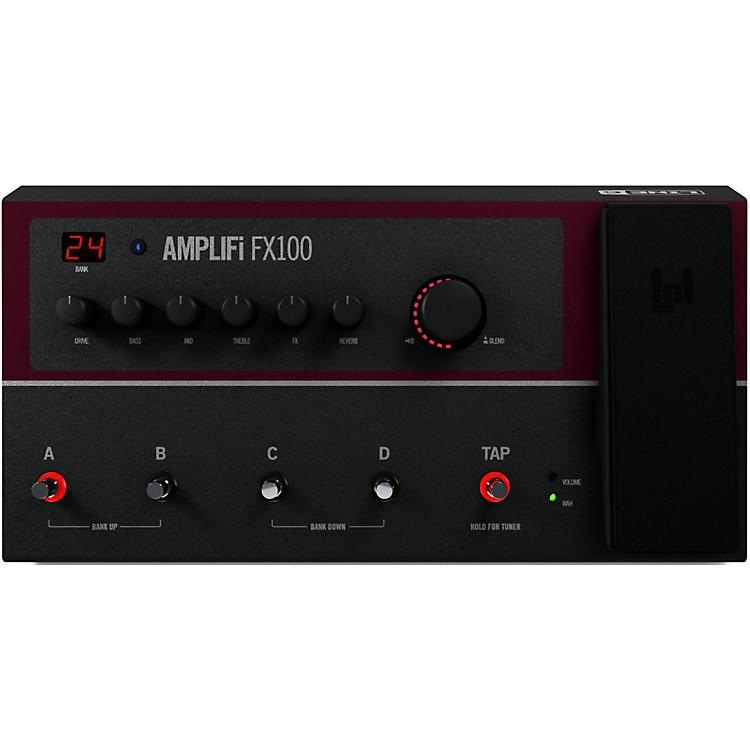 Line 6 AMPLIFi FX100 Guitar Multi Effects Pedal