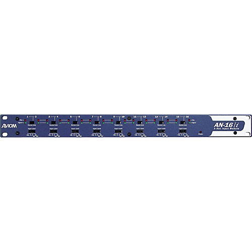 Aviom AN-16/i 16-Channel Input Module