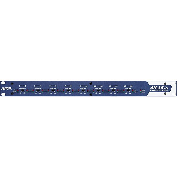 AviomAN-16/o 16-Channel Output Module