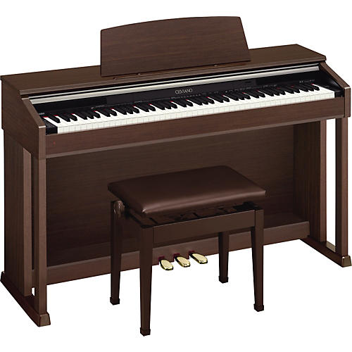 Casio AP-420 Celviano Digital Piano with Matching Bench